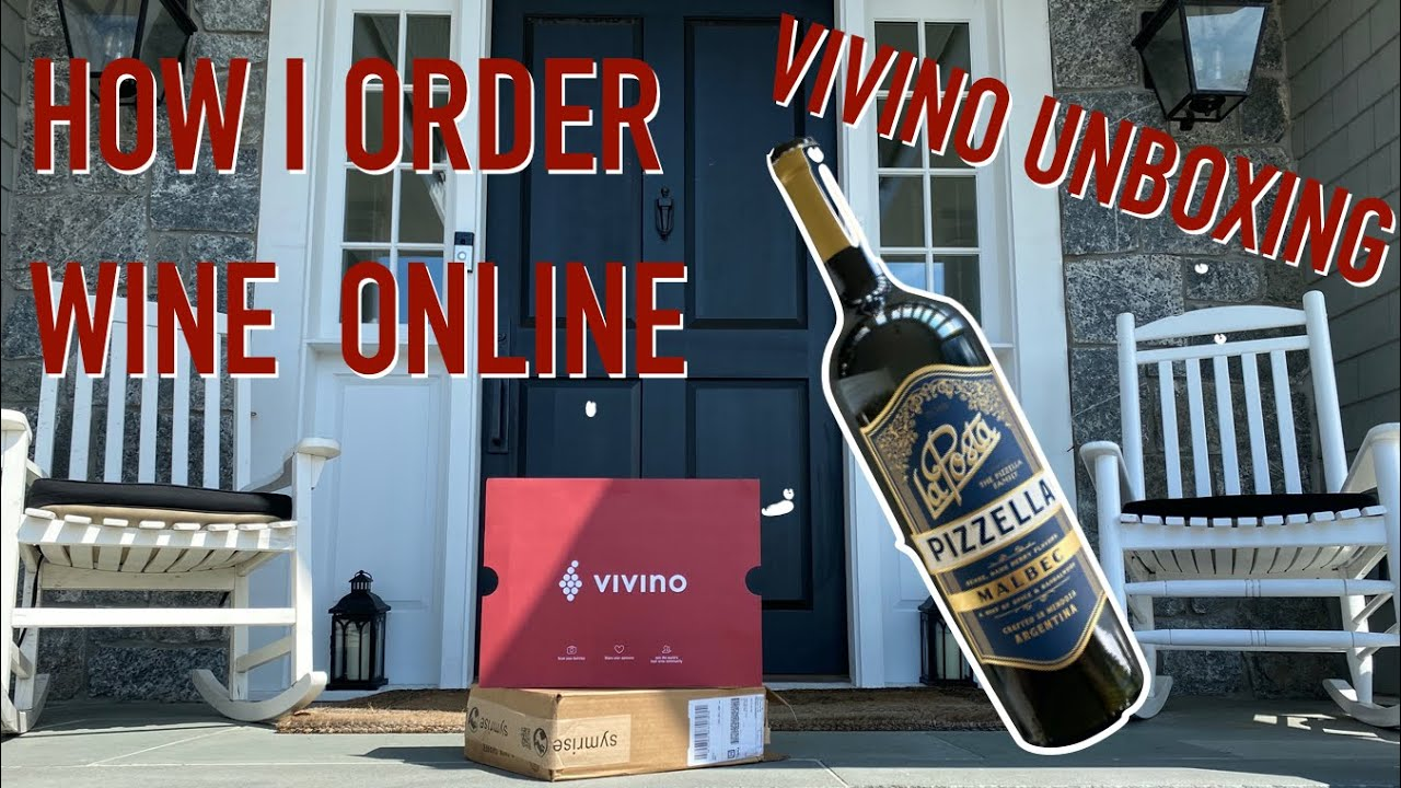 How to order wine ONLINE + Unboxing! || Decants With D