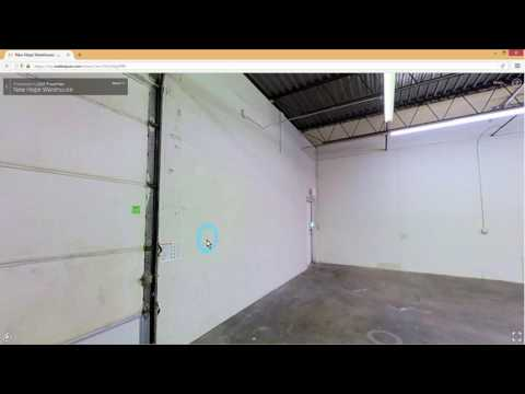 New Hope warehouse space for rent - 1,832 Square Feet