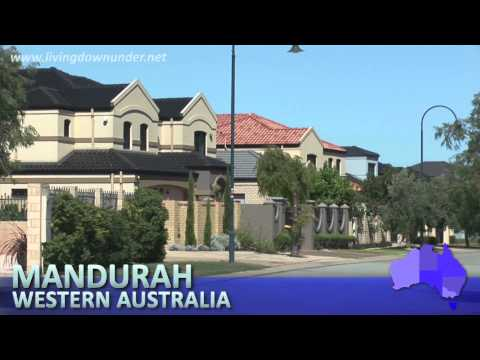 Mandurah, Western Australia - Why Perth is the No 1 choice for UK migrants.