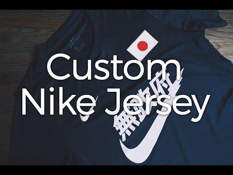 Custom Nike Jersey