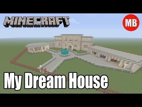 Minecraft Amazing Mansion | My Dream House