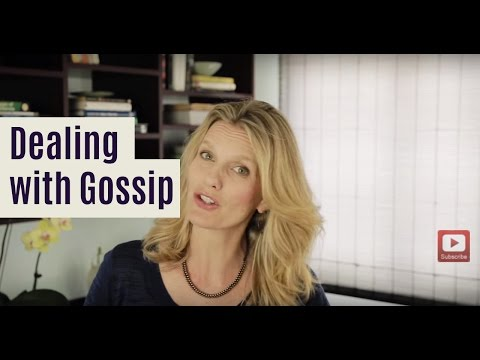 Communication Tips: Dealing with Gossip and Busy Bodies