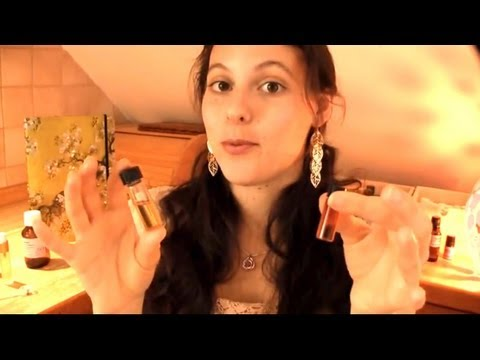 How To Make Your Own Natural Perfume! The Basics