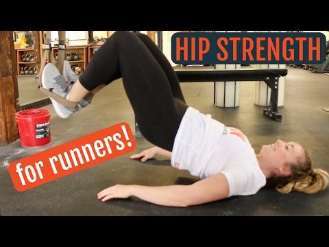 3 Hip Strengthening Exercises For Runners