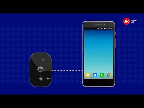 JioCare - How JioFi Customers Can Login to MyJio App (Hindi) | Reliance Jio