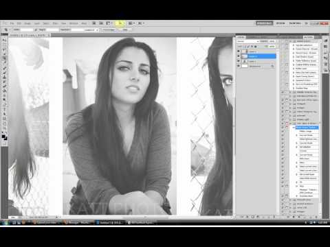 How to Create a Collage or Series- Photoshop CS5