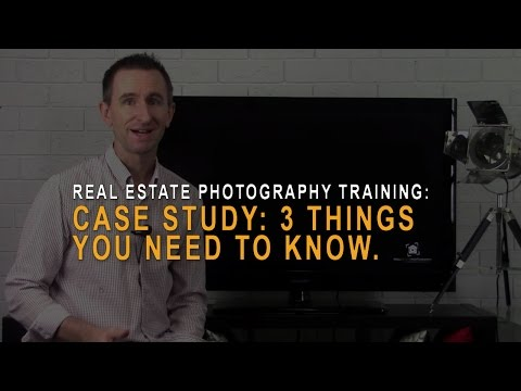 Real estate photographer case study