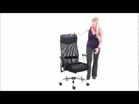 Mesh High Back Office Chair - Free Shipping!