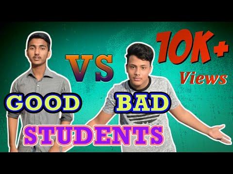 GOOD STUDENT  v/s BAD STUDENT