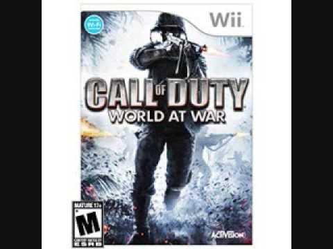 call of duty world at war wii friend code