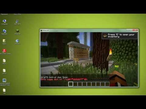 How To Get Minecraft Premium For Free + Multiplayer June 2013