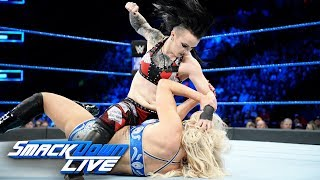 Charlotte Flair vs. Ruby Riott: SmackDown LIVE, Dec. 12, 2017