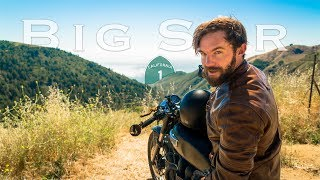 Download The Secret Military Road to Big Sur | California Motorcycle Road Trip (Day 4) Video