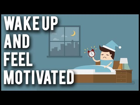 Best Morning Routine To Wake Up And Feel Motivated - The Miracle Morning by Hal Elrod