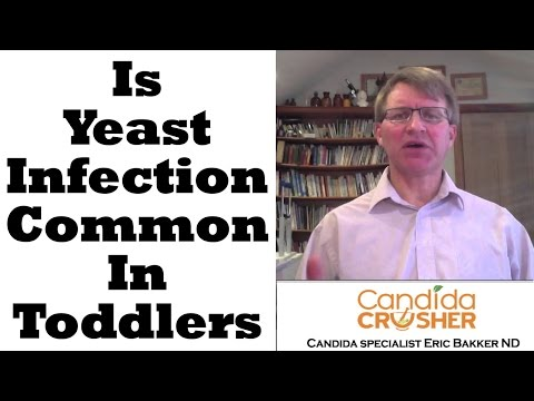 Is Yeast Infection Common In Toddlers?