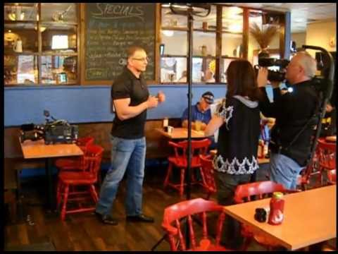 Behind the scenes: Restaurant Impossible at McShanes