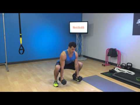 Awesome Arms Workout (Bodyweight and Dumbbells)