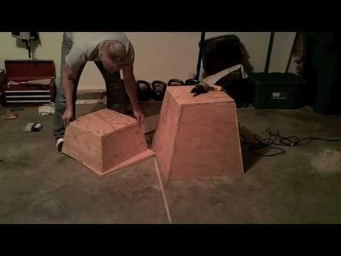 DIY Plyobox