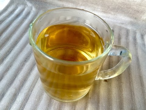 My Green Tea - No Bitter Taste | Kitchen Time with Neha