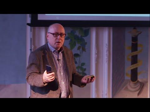 The Suffering Robot | Dr. Calum MacKellar | TEDxHeriotWattUniversity