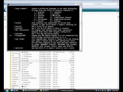Fake Virus Using Notepad