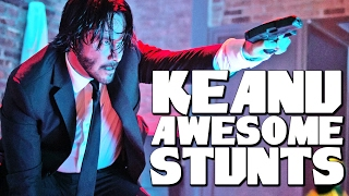 Action Man KEANU REEVES doesn