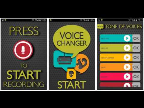 Top 15+ Best Voice Changer Apps For Android 2018