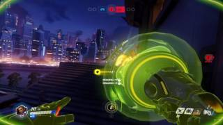 """[ow] Launching Mccree Off Tower At """"high Noon"""""""