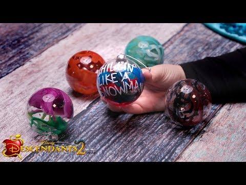 VK Ornaments 🎄  | DIY | Descendants 2