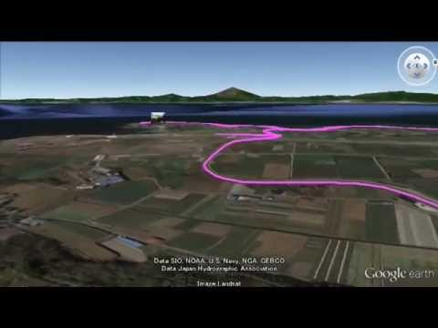 Google Earth tour sample #1