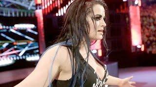 WWE BREAKING NEWS Paige's WWE Return 2017 - PAIGE WWE FUTURE backstage