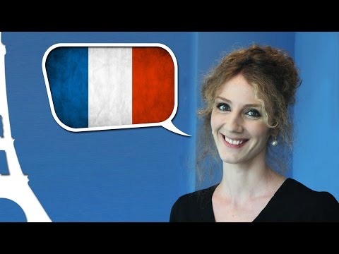 Learn French for Beginners : French Letters (alphabet)