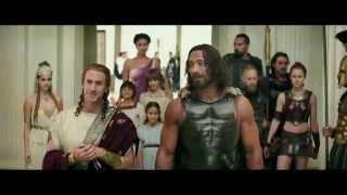 HÉRCULES - Trailer 2 HD Dublado [Dwayne Johnson]