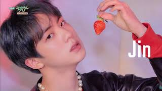 BTS(방탄소년단)-Dionysus [Music Bank COME BACK/2019.04.19]