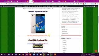 6:08) How To Flash Vitu Mars 3 Video - PlayKindle org