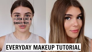 HOW TO LOOK BETTER USING MAKEUP lol