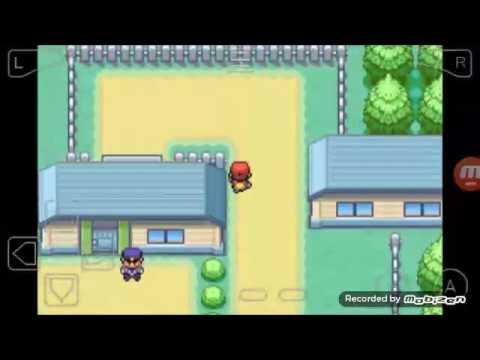 Como se achar um Electabuzz e um zapdos no Pokémon fire red