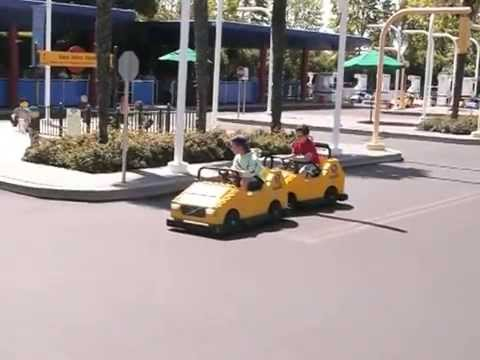 LEGOLAND - How to get your LEGOLAND driving licence Part 1