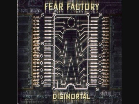 Fear Factory - Acres Of Skin