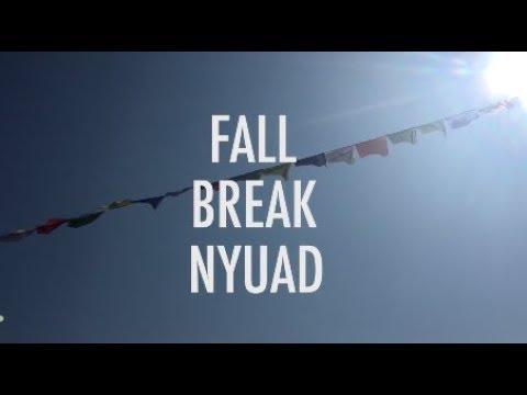 Fall Break @ NYUAD
