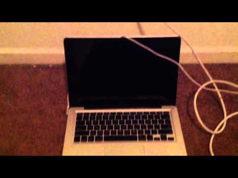 MacBook Pro MagSafe charging issue.