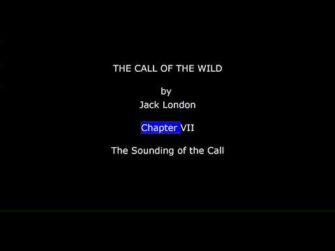 Call of the Wild - Jack London - Chapter 07 of 07 - The Sounding of the Call