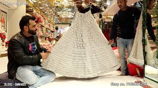 Lehenga Collection in Chandni Chowk Delhi (Only Replicas )