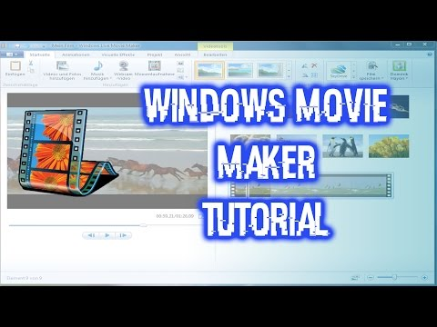 Windows Movie Maker tutorial - How to save videos in HD