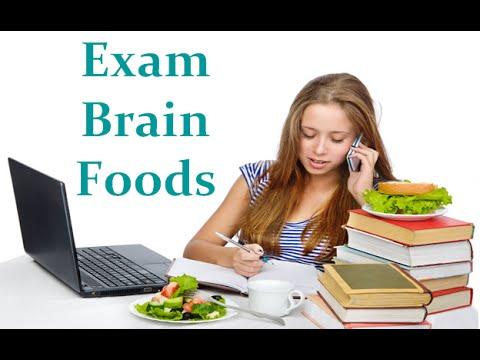 brain food before exam
