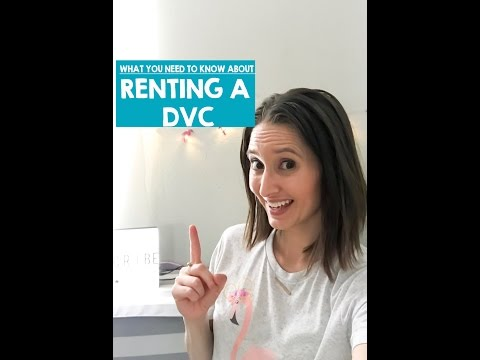 Renting Disney Vacation Club (DVC) points: What you need to know