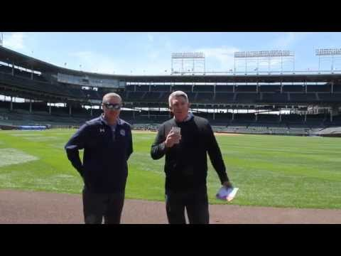 Justin Spillman talks Wrigley Field maintenance