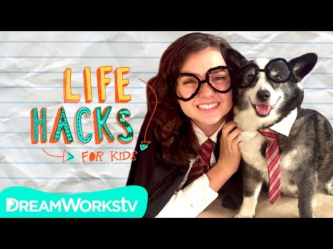 Last Minute Costume Hacks for You and Your DOG! | LIFE HACKS FOR KIDS