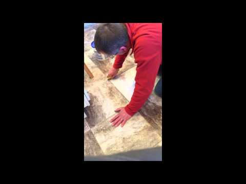 How to replace Luxury Vinyl Tile (LVT)