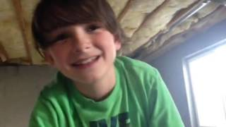 8 year olds mad beat boxing skills